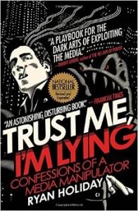 Trust me. Im lying. 52 książki w rok.